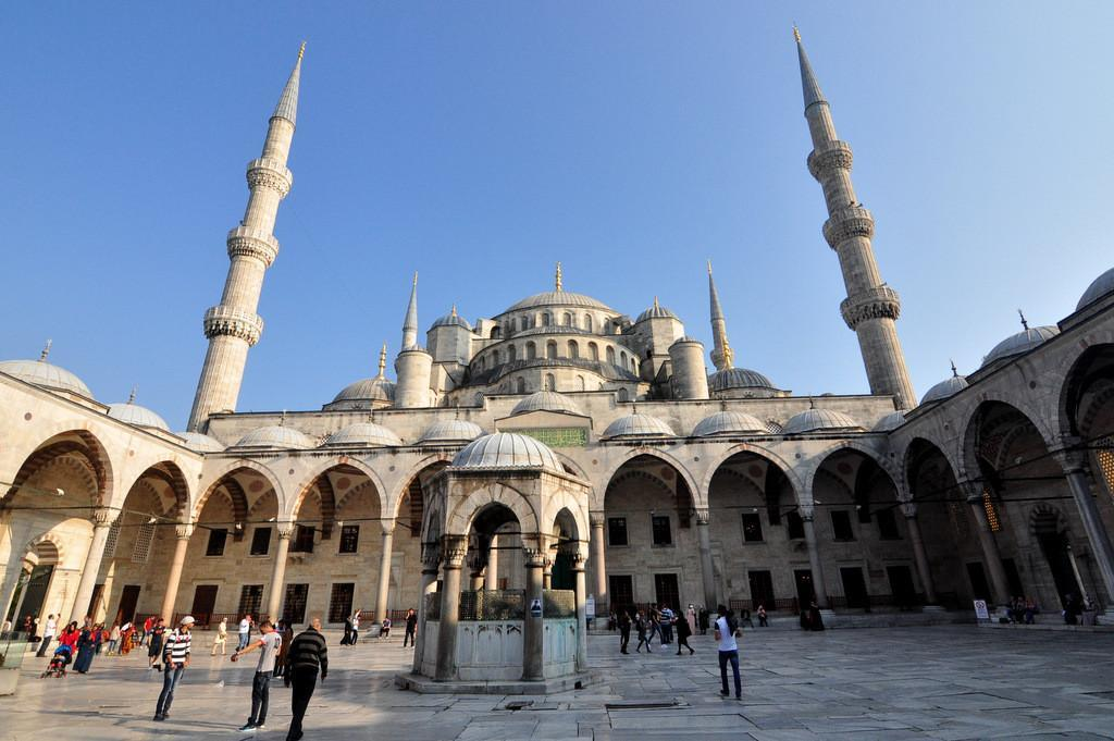 famous historical places istanbul