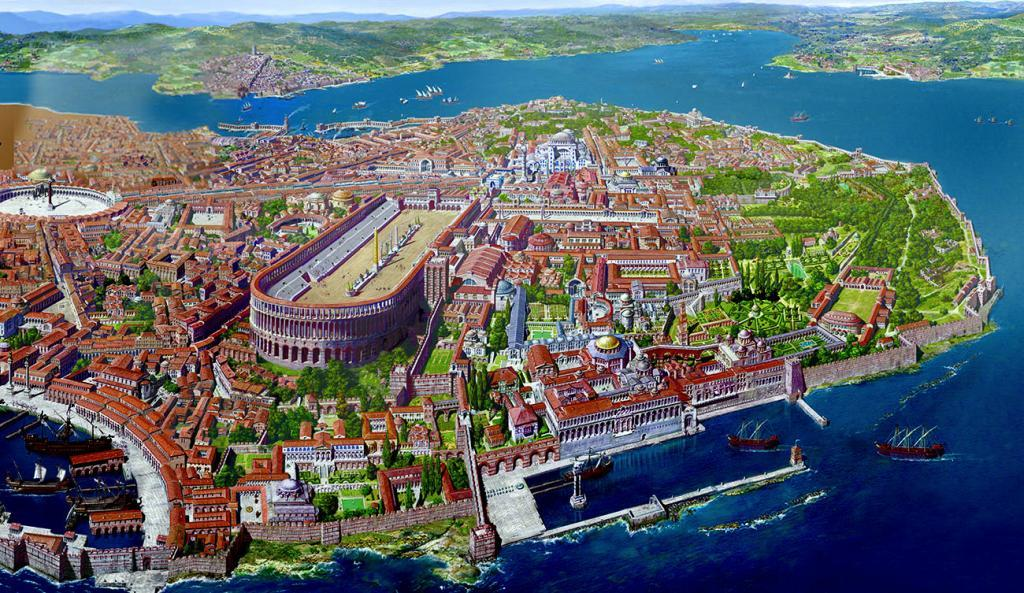 city of constantine the great