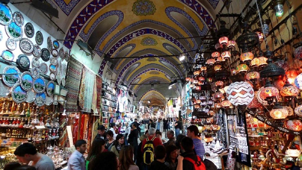 Historical Markets in Istanbul