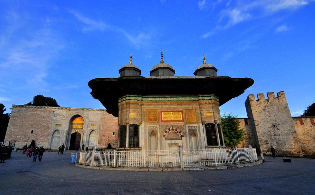 Emperors and Sultans in Istanbul history