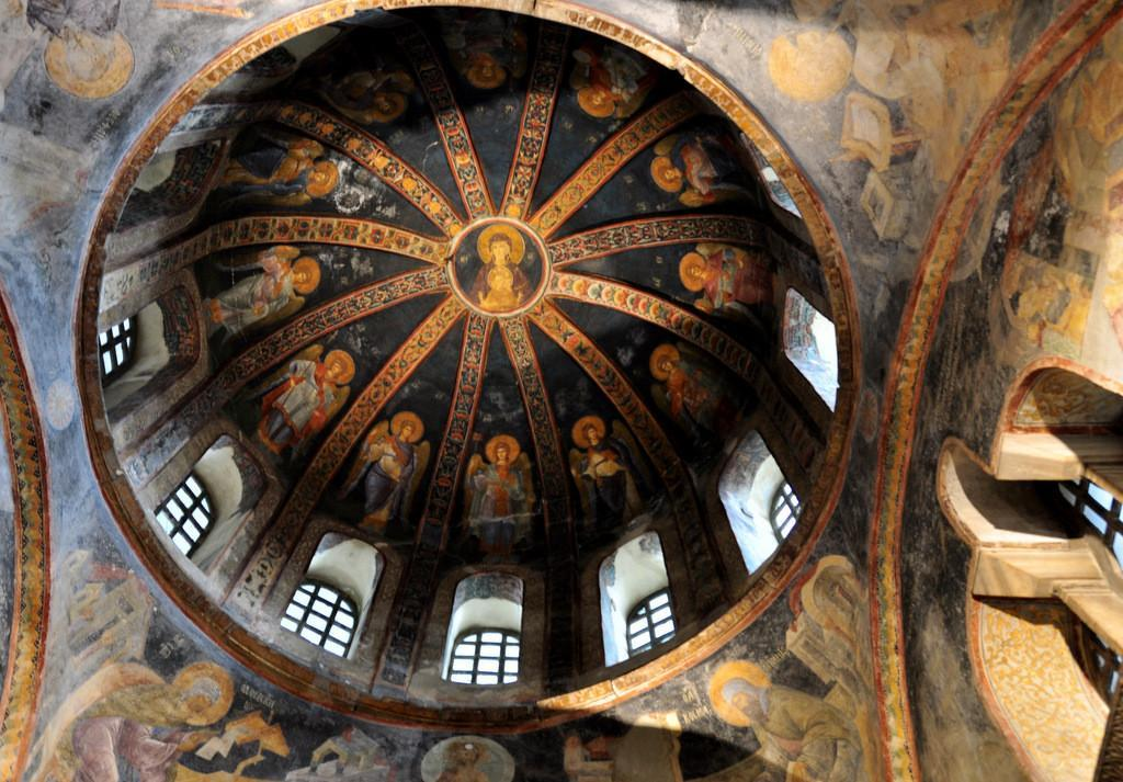 Historical Churches in Istanbul