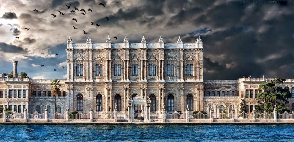 dolmabahce palace entrance fee 2019-2020-2021