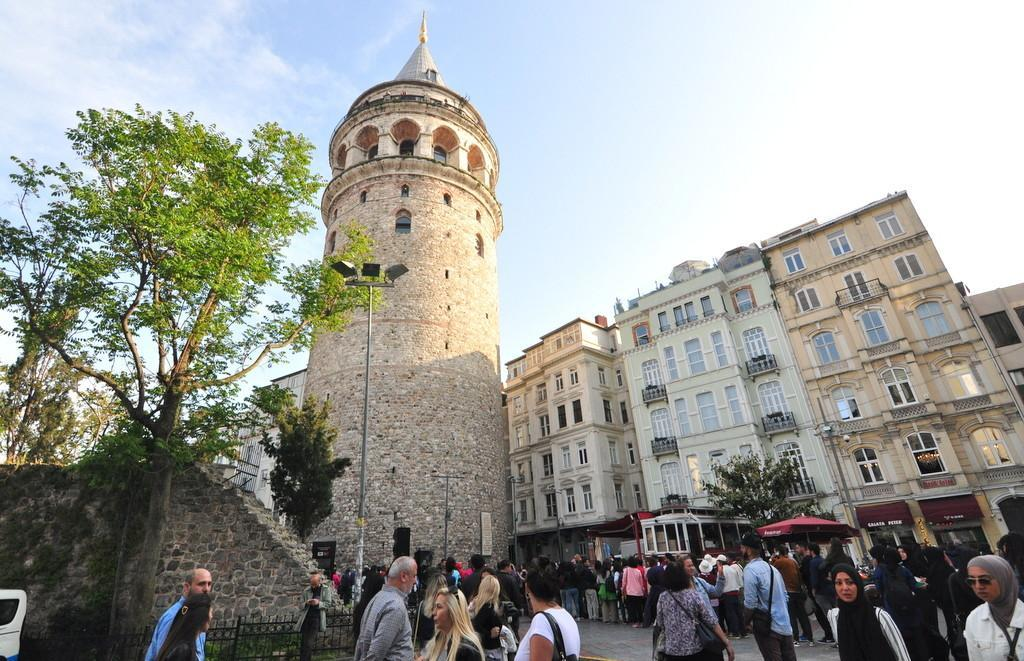 Galata Tower Entrance Fee and Hours