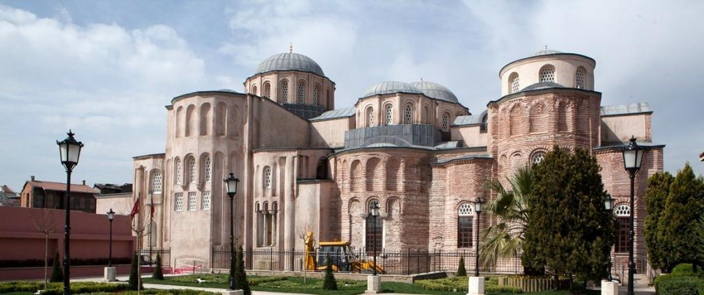 Byzantine Churches of Constantinople