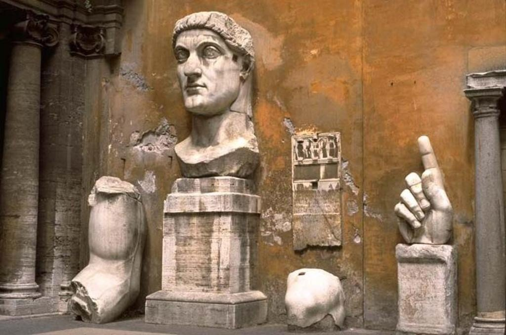 Emperor Constantine the Great Facts